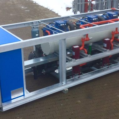 KTI-UC500-Underground-Chiller-outside